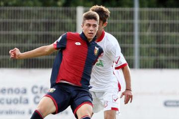 21 09 2016 Genoa Primavera Vs Carpi Primavera Tim Cup 2016/2017 Stadio La Sciorba