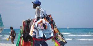 Contrastata L'attività Di Vendita Abusiva In Spiaggia
