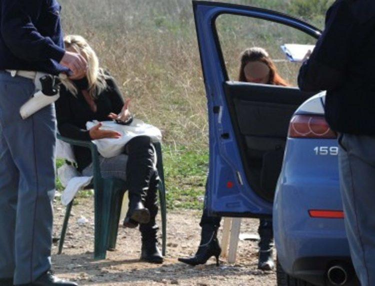 Intensificati I Servizi Antiprostituzione