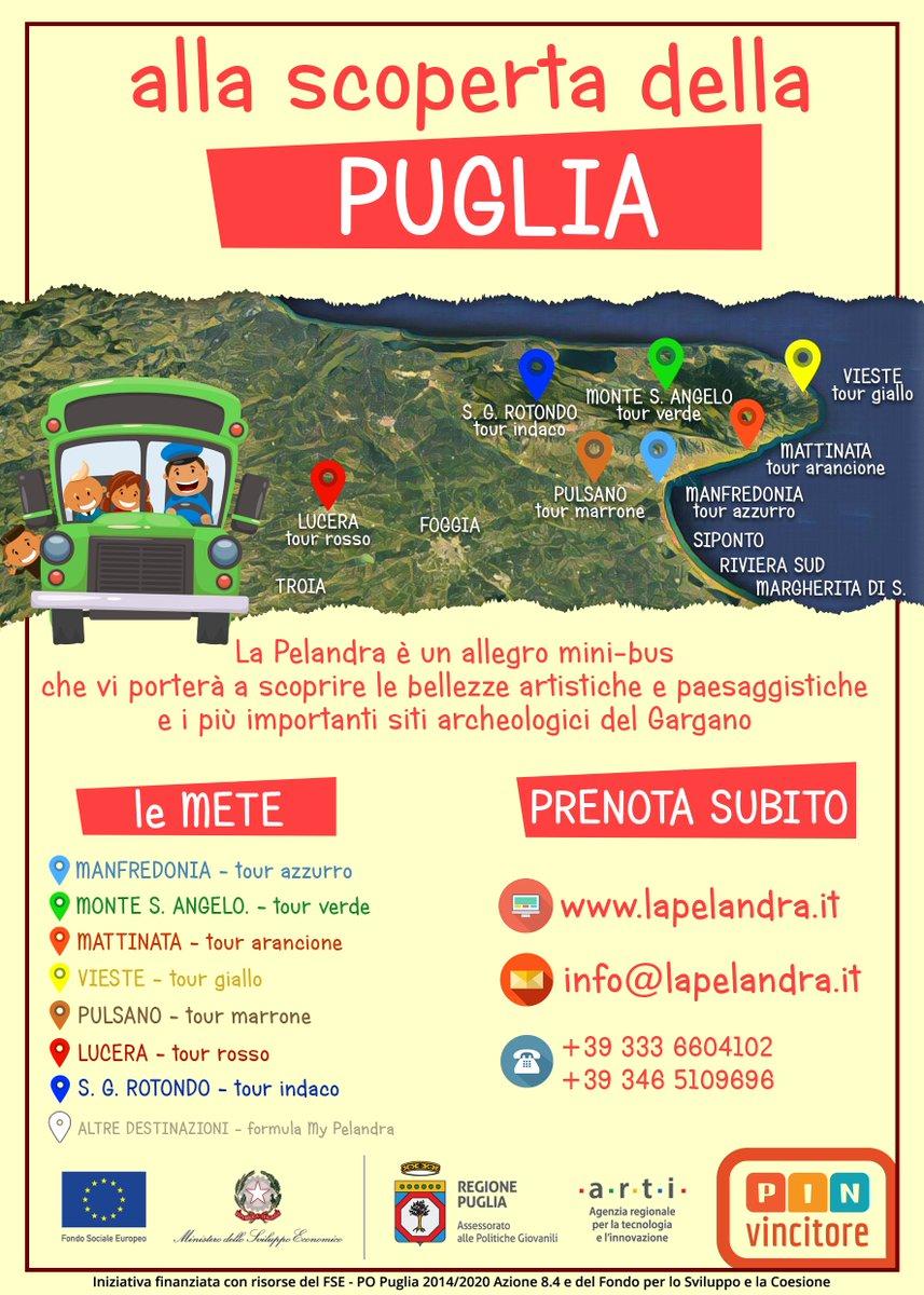 La Pelandra Tour