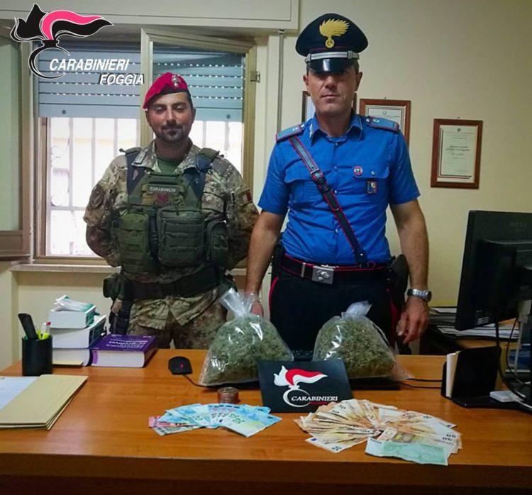 Arresti A Manfredonia