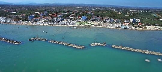Fermo Biologico Nel Mar Adriatico