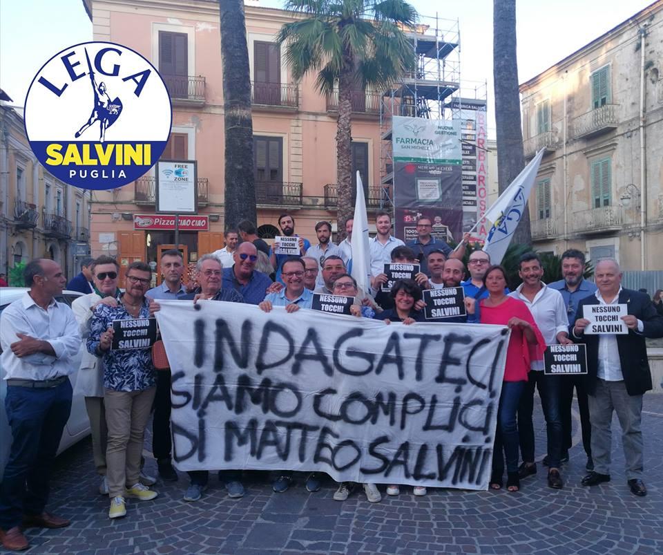 Lega Salvini Puglia