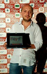 Lorenzo Sepalone Premiato Al Festival 'inventa Un Film'