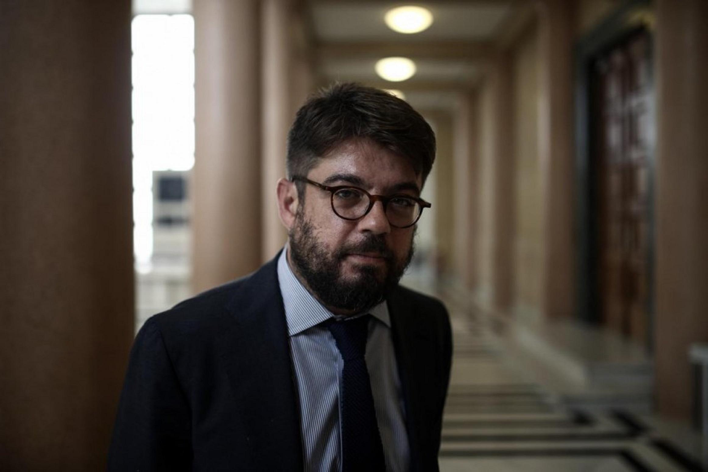 Michalis Kalogirou, Neo Ministro Della Giustizia Della Repubblica Greca.