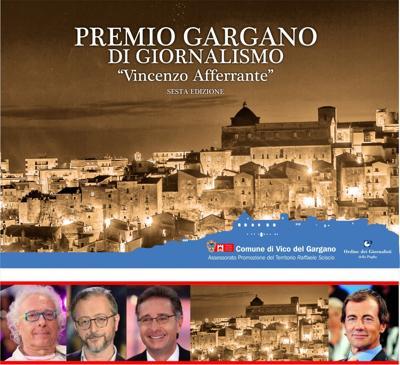 Premio Gargano Di Giornalismo
