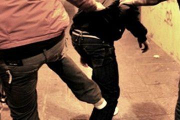 Uomo Arrestato Per Aggressione
