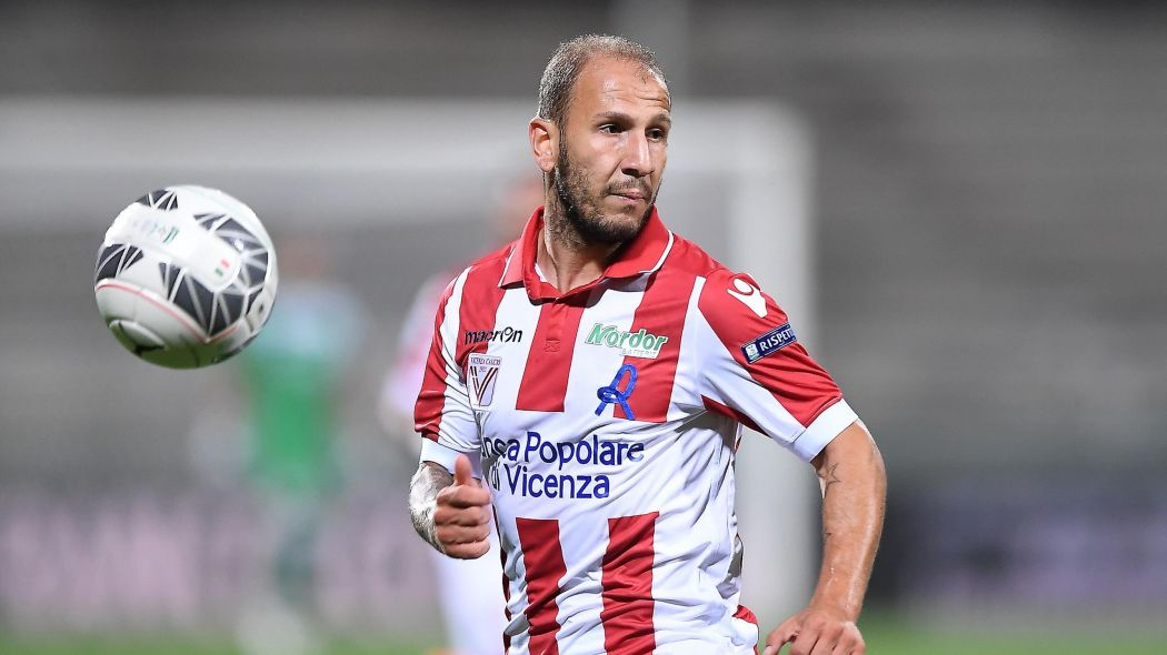 Cristian Galano Foggia Calcio