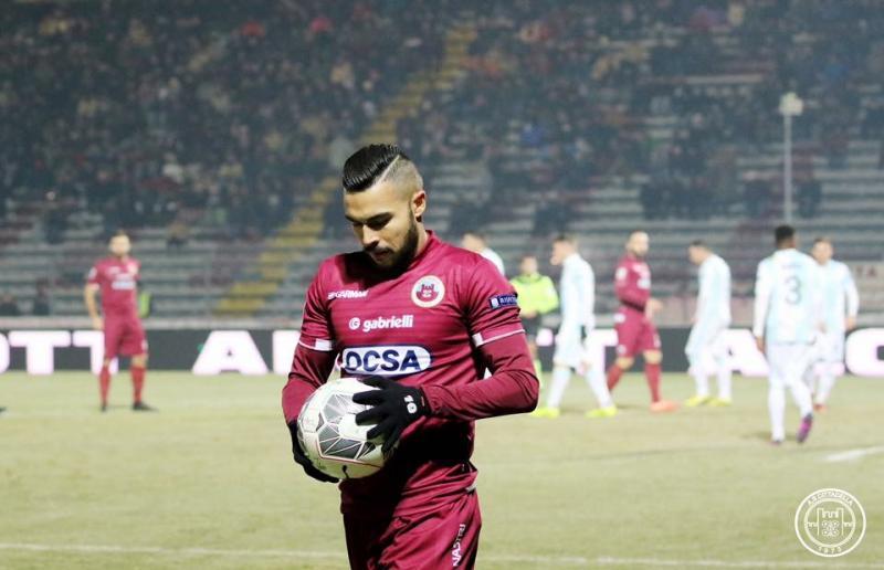 Lucas Chiaretti Foggia Calcio