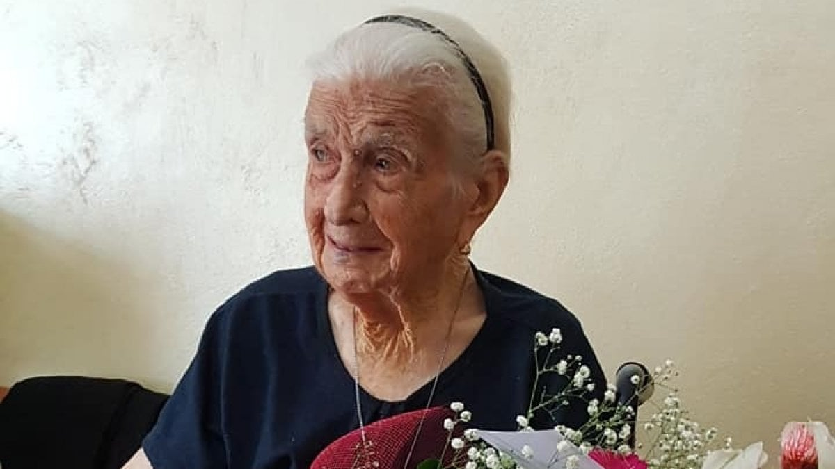 Maria 115 Anni