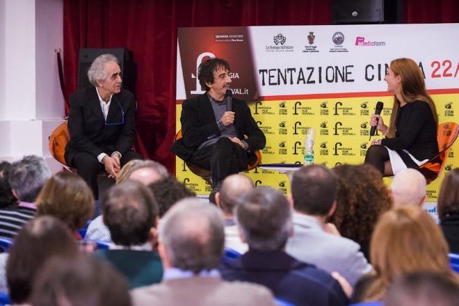 Foggia Film Festival Con Sergio Rubini. Foto 1k4a9295 Da Ufficio Stampa.