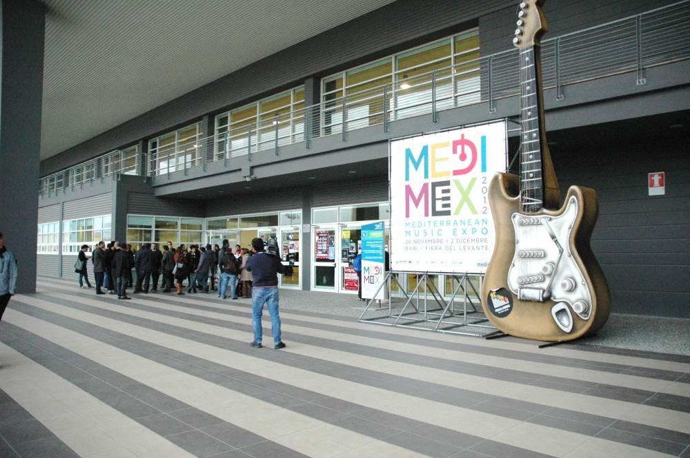 Medimex Arriva A Foggia