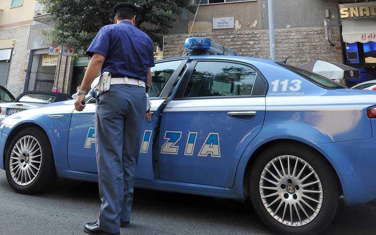 vittorio seccia arresto cerignolaPolizia Foggia rapina