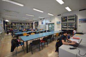 Scienze Agrarie Unifg, Biblioteca