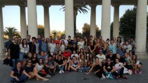 Studenti Erasmus A Foggia