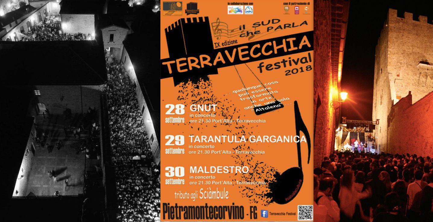 Terravecchia Festival 2018