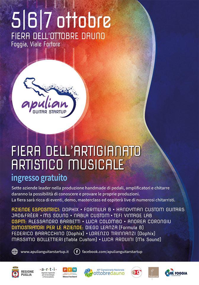 Apulian Guitar Startup