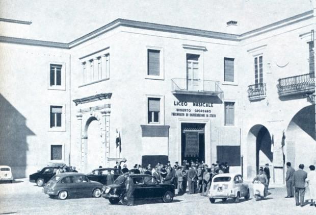 Conservatorio Umberto Giordano