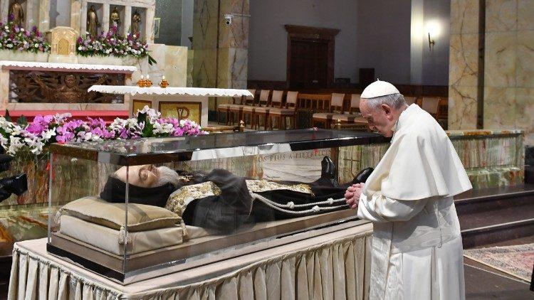 Morte Padre Pio