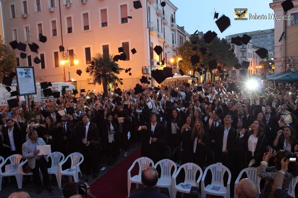 Laureati In Piazza Foggia