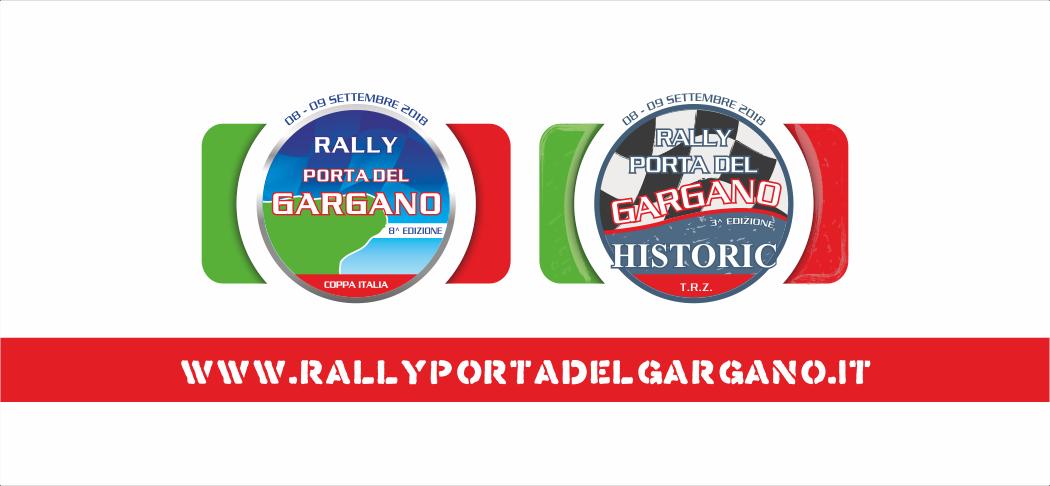 Rally Porta Del Gargano 2018