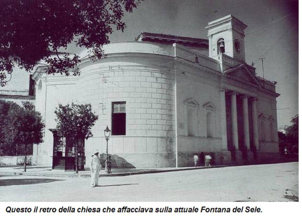 chiesa madonna della croce foggia