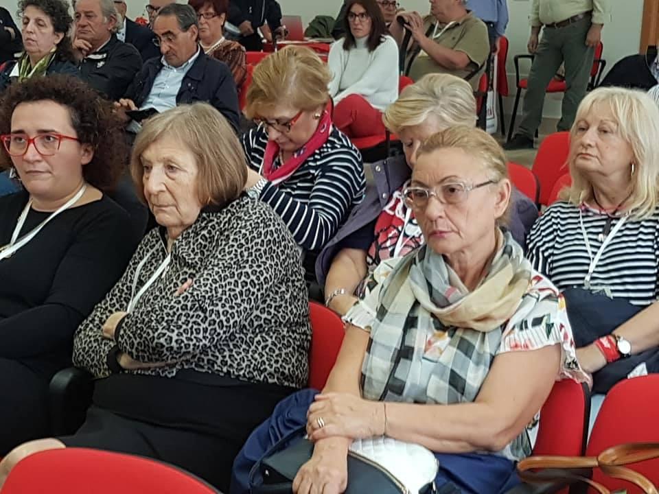 Foggia Spi Donne Pensionate