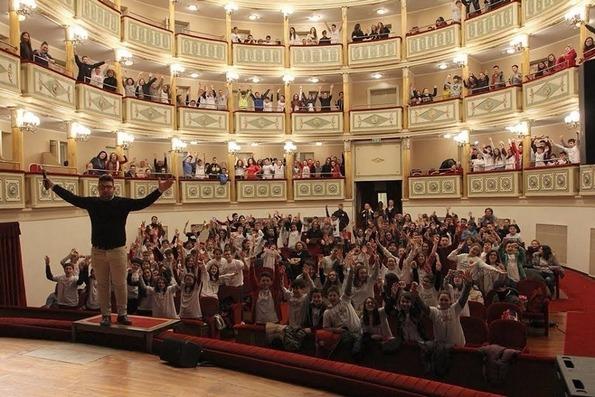 Il Teatro Ha Classe