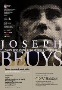 Manifesti Beuys Foggia