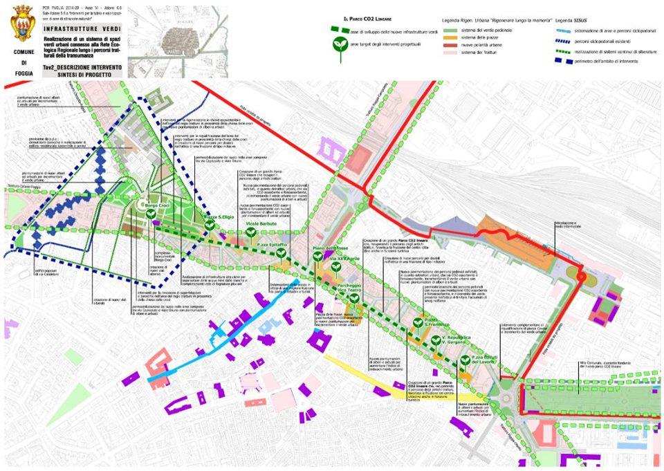 Nuova Area Verde Per La Città