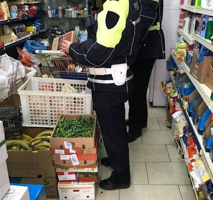 Premiata La Polizia Locale