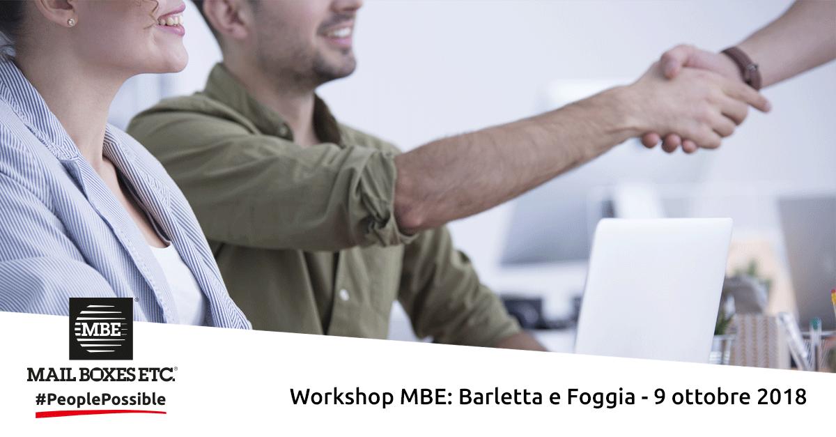 Workshop Nidi 9 10 2018 Foggia