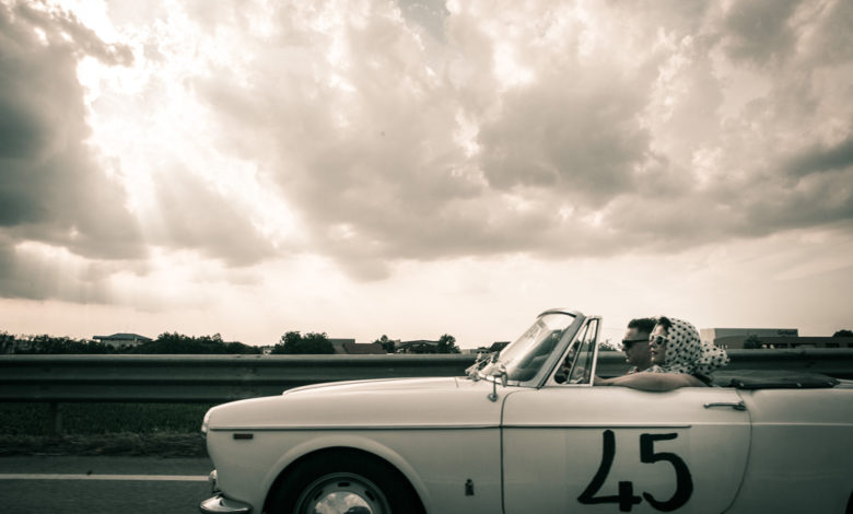 targa di capitanata auto storiche