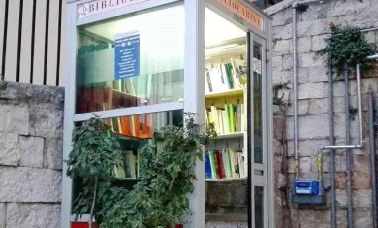 Bibliocabina Sant'agata Di Puglia