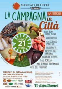 Campagna In Città Foggia