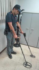 Foggia Tombarolo Metal Detector