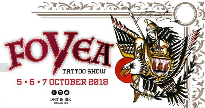 Fovea Tatto Show Foggia 2018