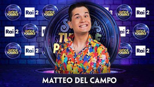 Matteo Del Campo Tutto è Possibile