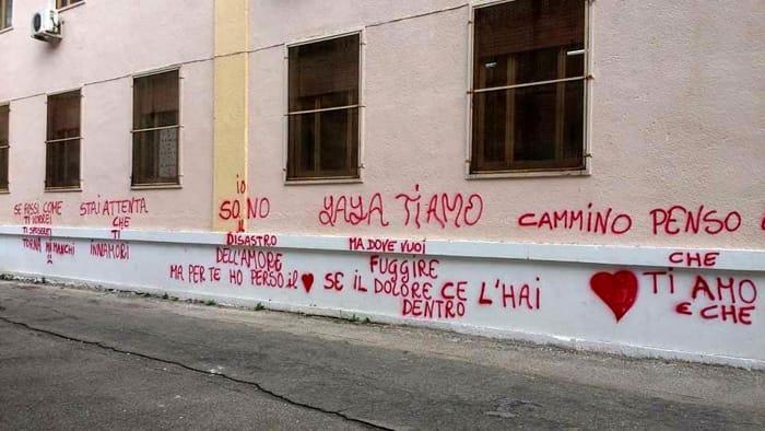 Muri Imbrattati De Amicis