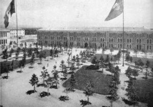Piazza Italia Nel 1928
