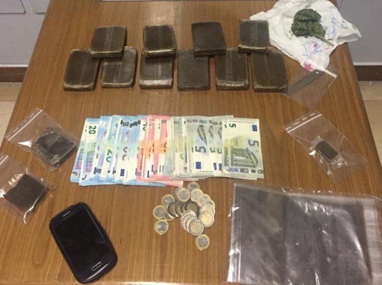 Foggia Polizia Arrestato Ragazzo Stupefacenti