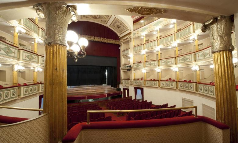 Teatro Giordano Foggia