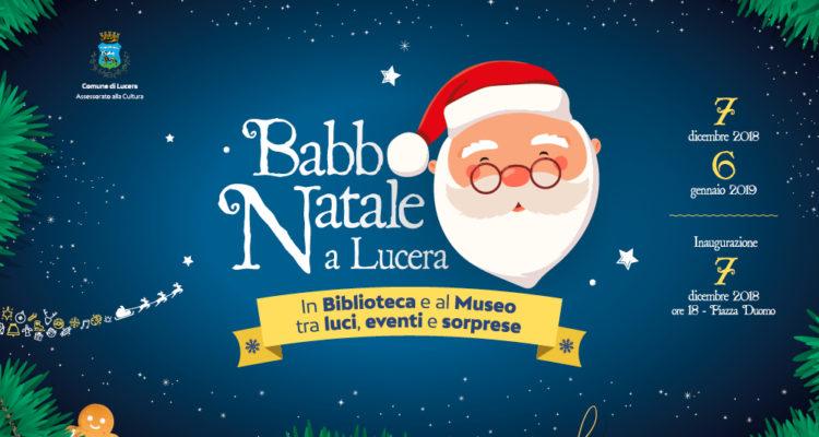 Babbo Natala A Lucera