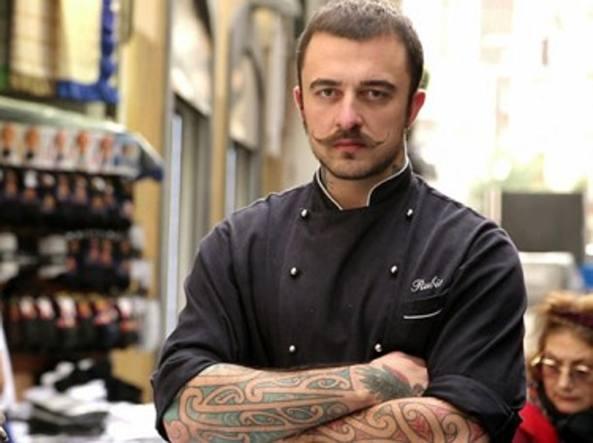 Chef Rubio A Cerignola