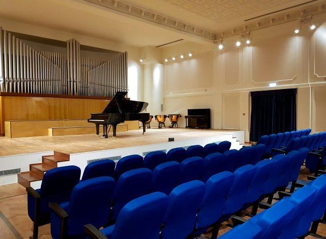 Foggia Conservatorio Giordano