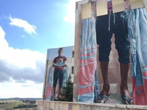 Monteleone Di Puglia Murales