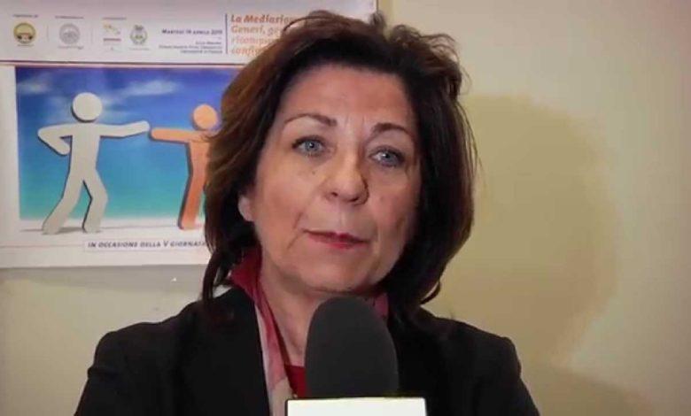 Prof.ssa Isabella Loiodice, Prorettrice Dell'università Di Foggia