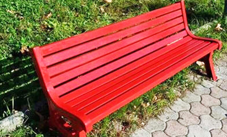 Sarà Installata Anche A San Severo Una Panchina Rossa Per Solidarietà Alle Donne Vittime Di Violenza