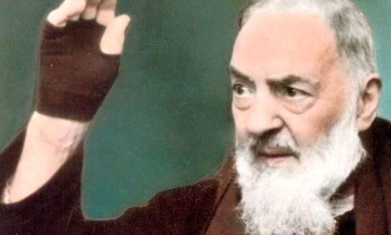 Omaggio A Padre Pio