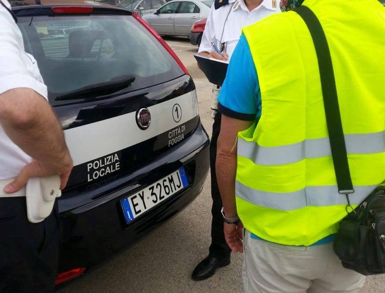 Parcheggiatori Abusivi Foggia